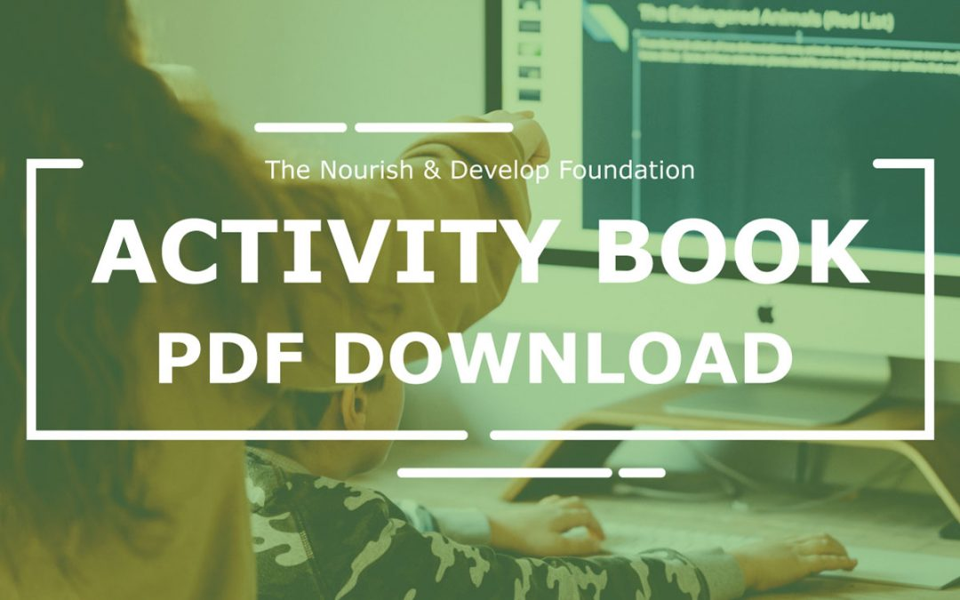 activity book pdf download