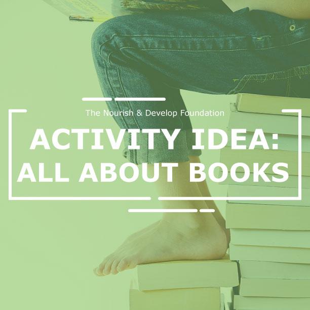 Activity Idea: Books