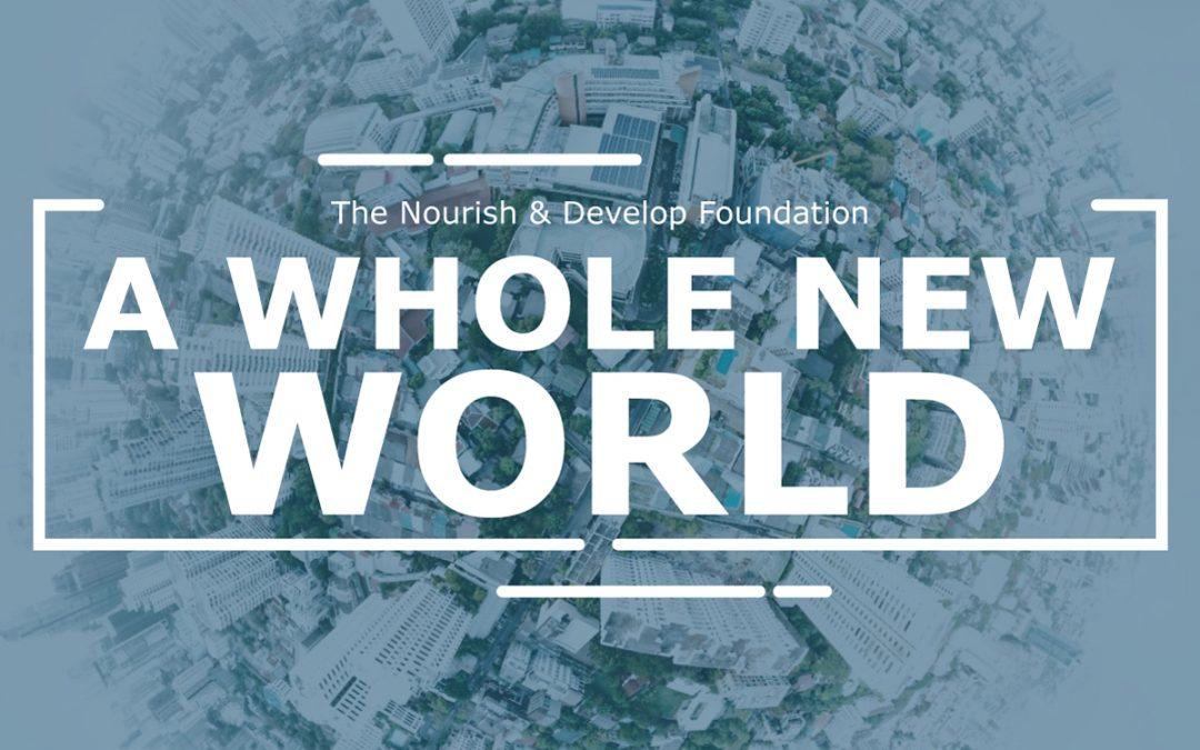 #MentalHealthMonday: A Whole New World