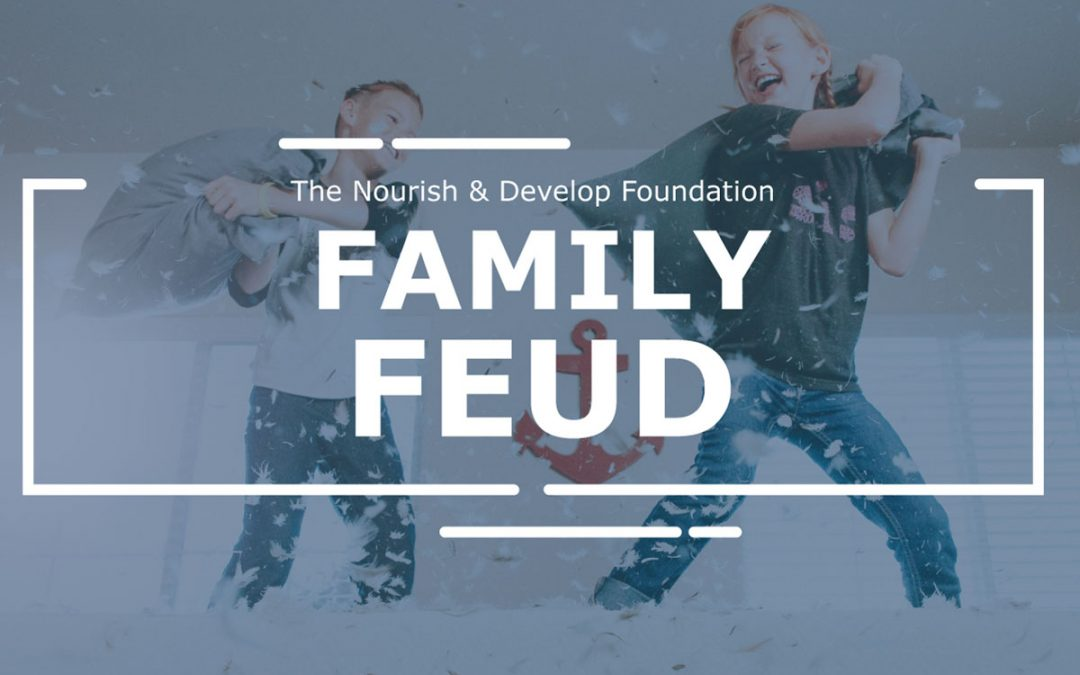#MentalHealthMonday: Family Feud?
