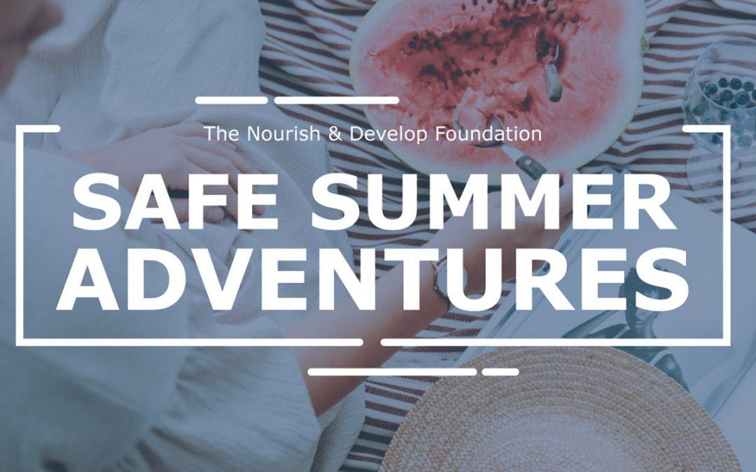 Safe Summer Adventures