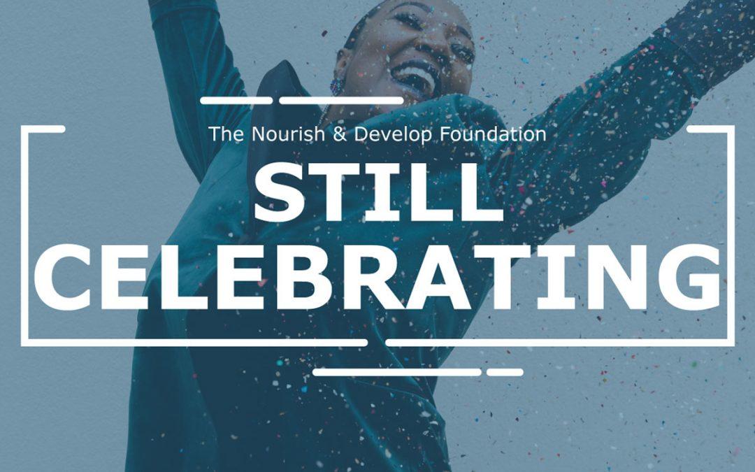 #MentalHealthMonday: Still Celebrating