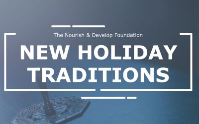#MentalHealthMonday: New Holiday Traditions
