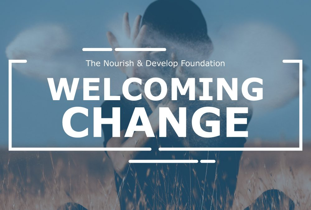 Welcoming Change