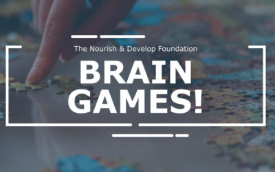 #MentalHealthMonday: Brain Games!