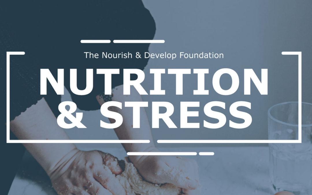 #MentalHealthMonday: Nutrition & Stress