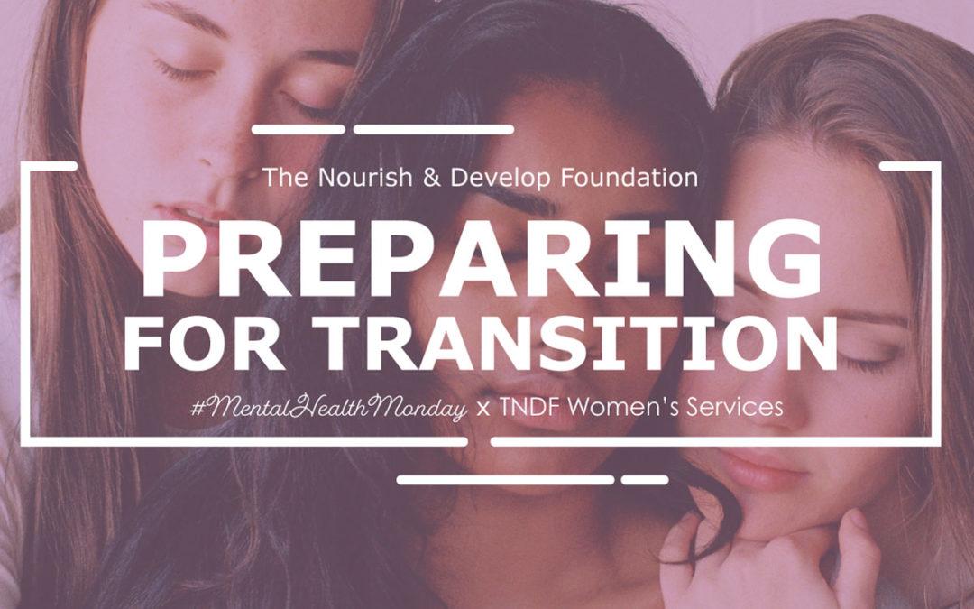 Preparing for Transition