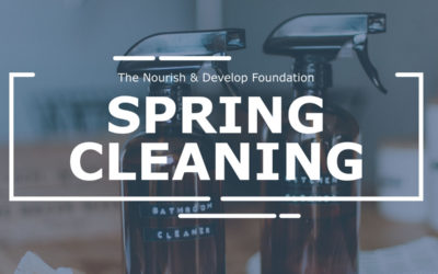 #MentalHealthMonday: Spring Cleaning