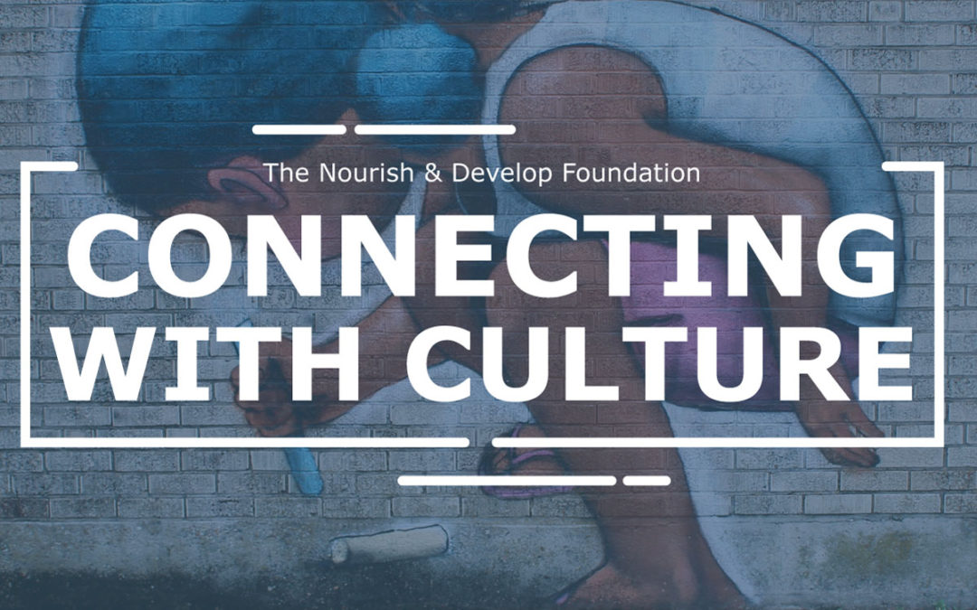 #MentalHealthMonday: Connecting with Culture