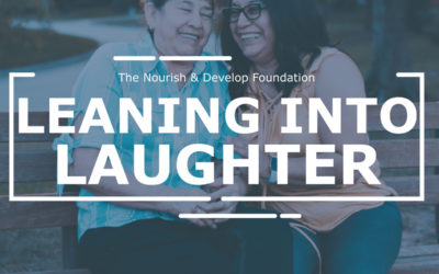 #MentalHealthMonday: Leaning Into Laughter