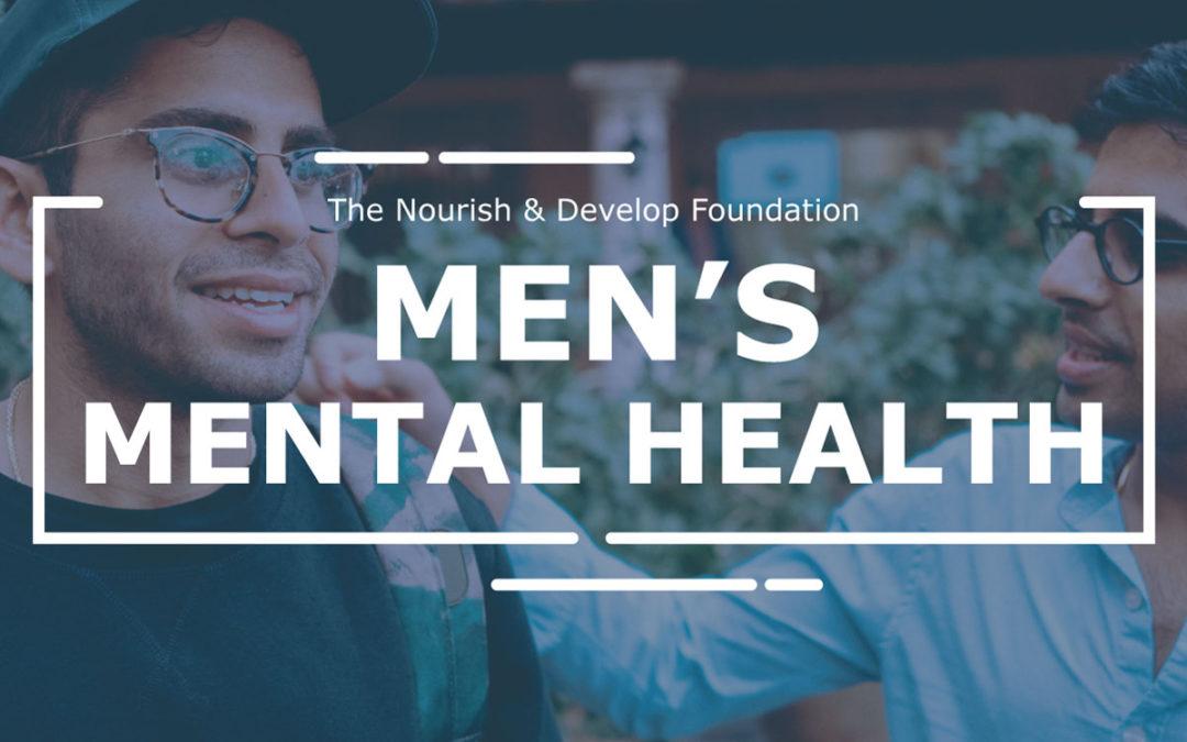 #MentalHealthMonday: Men's Mental Health