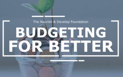 #MentalHealthMonday: Budgeting for Better