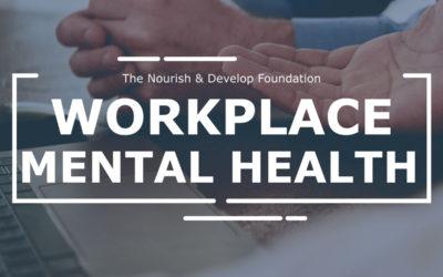 #MentalHealthMonday: Workplace Mental Health