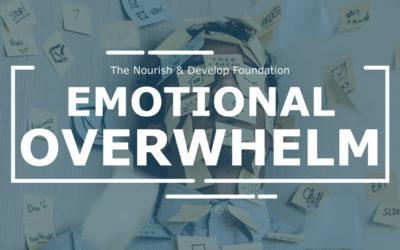 #MentalHealthMonday: Emotional Overwhelm