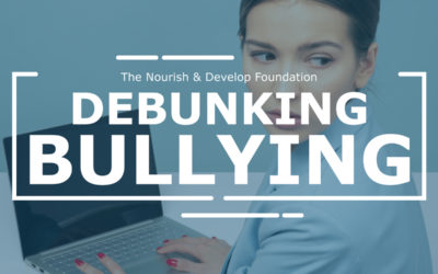 #MentalHealthMonday: Debunking Bullying