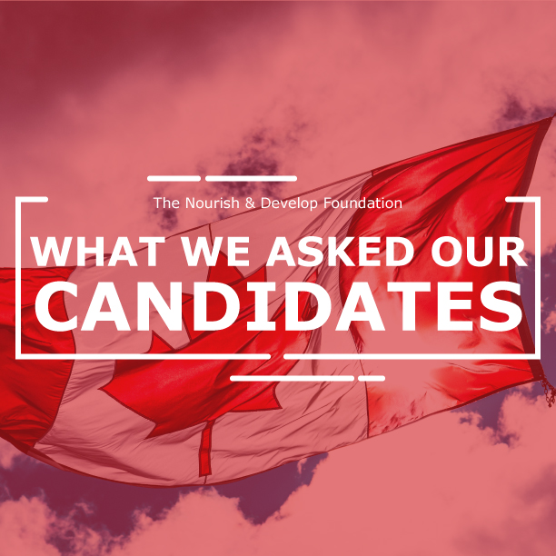 What We Asked Our Candidates