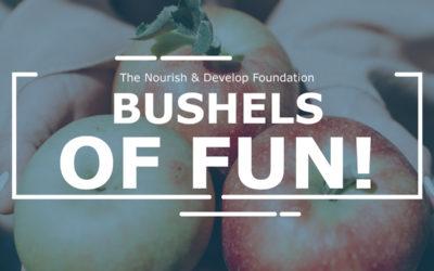 #MentalHealthMonday: Bushels of Fun!