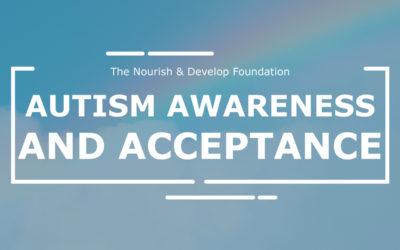 #MentalHealthMonday: Autism Awareness and Acceptance